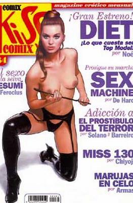 Kiss Comix #64