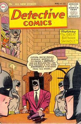 Detective Comics Vol. 1 (1937-2011; 2016-) (Comic Book) #222