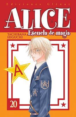 Alice. Escuela de magia (Rústica con sobrecubierta) #20