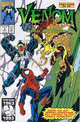 Venom: Lethal Protector (Comic-book) #4