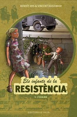 Els infants de la resistència (Cartoné. 56 pp) #4