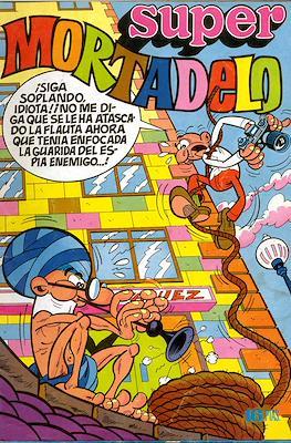 Mortadelo (2ª etapa) / Super Mortadelo (Grapa) #11