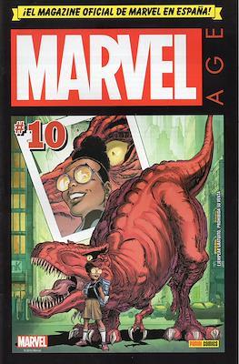 Marvel Age (2016-) (Grapa) #10