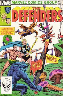 The Defenders vol.1 (1972-1986) #115