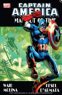 Captain America: Man Out of Time (Digital) #4