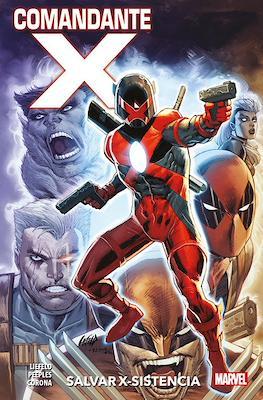 Comandante X. 100% Marvel (Rústica 144 pp) #