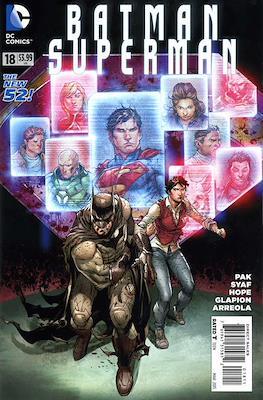 Batman / Superman (2013-2016) (Comic Book) #18