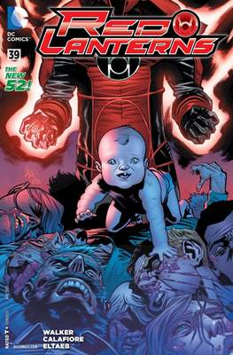 Red Lanterns (2011 - 2015) New 52 #39