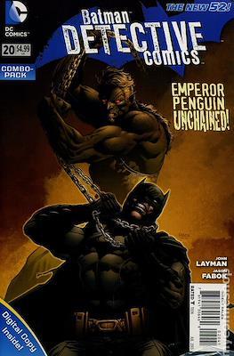 Batman Detective Comics Vol. 2 (2011-2016 Variant Cover) #20
