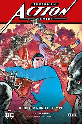 Superman: Action Comics. Renacimiento #4