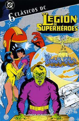 La Legión de Superhéroes. Clásicos DC #6