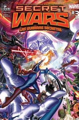 Secret Wars (Rústica) #16