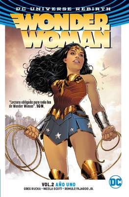 Wonder Woman (2017-...) (Rústica) #2