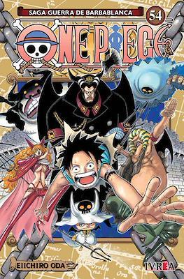One Piece (Rústica con sobrecubierta) #54