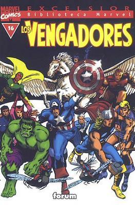 Biblioteca Marvel: Los Vengadores (1999-2001) (Rústica 160 pp) #16