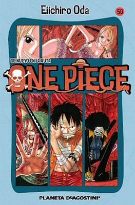 One Piece (Rústica con sobrecubierta) #50