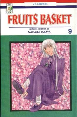 Fruits Basket (Rústica) #9