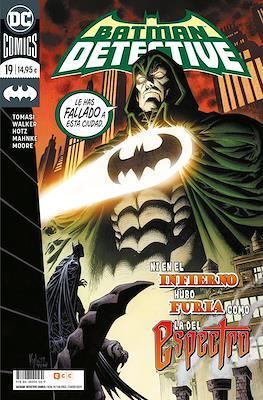 Batman: Detective Comics. Renacimiento (Rústica 72 pp) #19