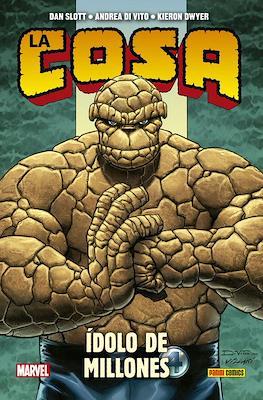La Cosa: Ídolo de millones. 100% Marvel HC (Cartoné 200 pp) #