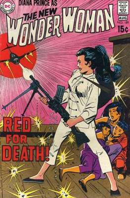 Wonder Woman Vol.1 (Comic Book) #189
