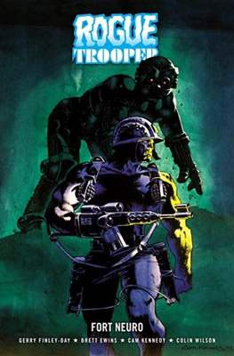 Rogue Trooper (Softcover) #2