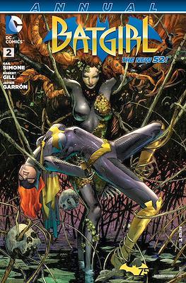 Batgirl Vol. 4 Annual (2012-2015) (Comic Book) #2