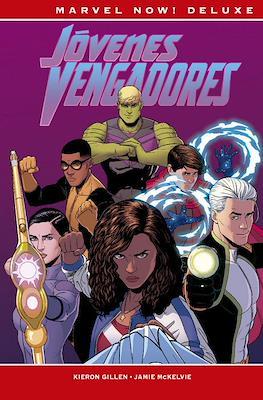 Jóvenes Vengadores de Gillen y McKelvie. Marvel Now! Deluxe