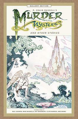 P. Craig Russell's Murder Mysteries and Other Stories Gallery Edition