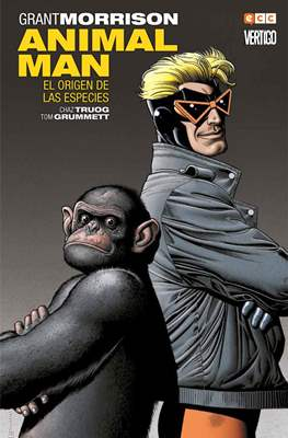Animal Man de Grant Morrison (Cartoné 240 pp) #2