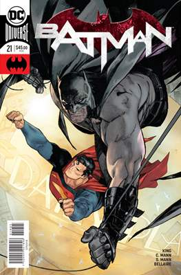 Batman (2017-...) #21