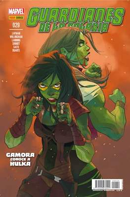 Guardianes de la Galaxia (2013-) (Grapa) #29