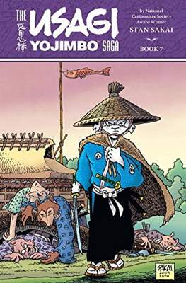 The Usagi Yojimbo Saga #7