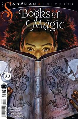 Books of Magic Vol. 2 (2018-) (Comic Book) #22