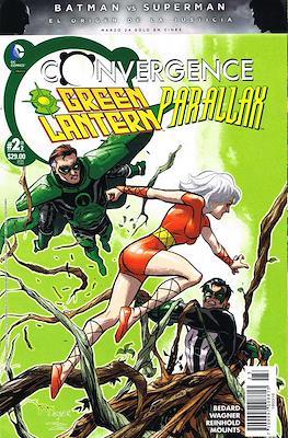 Convergence Green Lantern / Parallax (grapa) #2