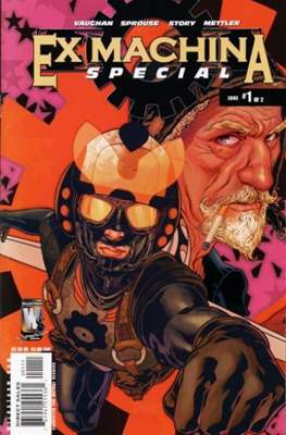 Ex Machina Special (Comic Book) #1