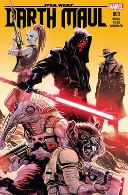 Star Wars. Darth Maul (Comic-book) #3
