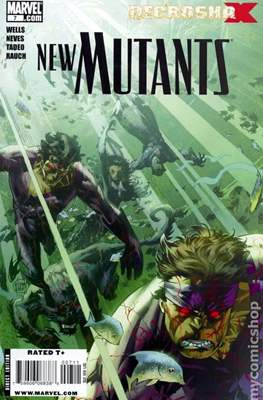 New Mutants Vol. 3 (Comic Book) #7