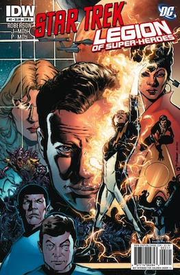 Star Trek/Legion of Superheroes (Grapa) #2
