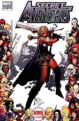 Secret Avengers Vol. 1 (2010-2013 Variant Covers) #4