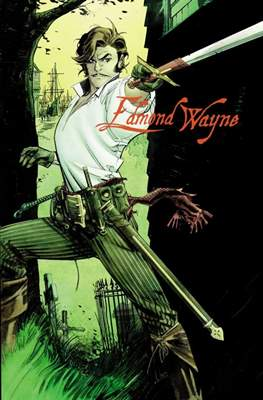 Batman: Curse of the White Knight (2019- Variant Cover) (Comic Book) #6