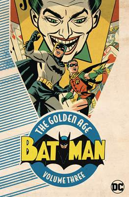 Batman: The Golden Age (Softcover) #3