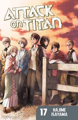 Attack on Titan (Softcover) #17