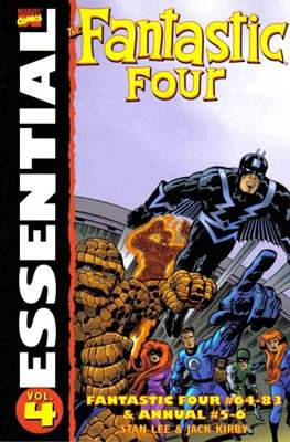 The Essential Fantastic Four (Softcover) #4
