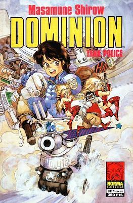 Dominion. Tank police (Rústica, 48 páginas) #1