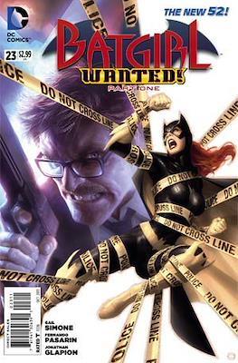 Batgirl Vol. 4 (2011-2016) (Comic-Book) #23