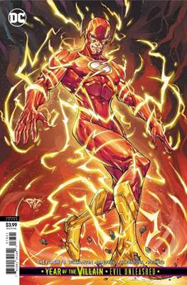 The Flash Vol. 5 (2016- Variant Covers) (Comic Book) #78