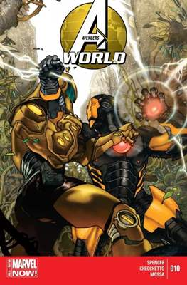 Avengers World (2014-2015) (Comic-Book) #10