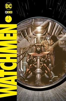 Coleccionable Watchmen (Cartoné) #5