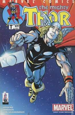 The Mighty Thor (1998-2004 Variant Cover) (Comic Book) #39