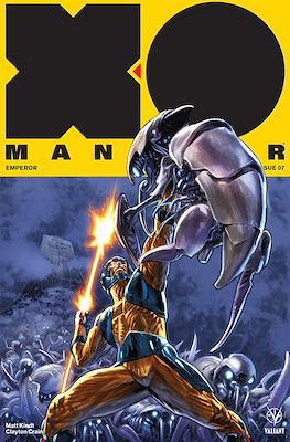 X-O Manowar Vol. 4 (2017-2019) #7